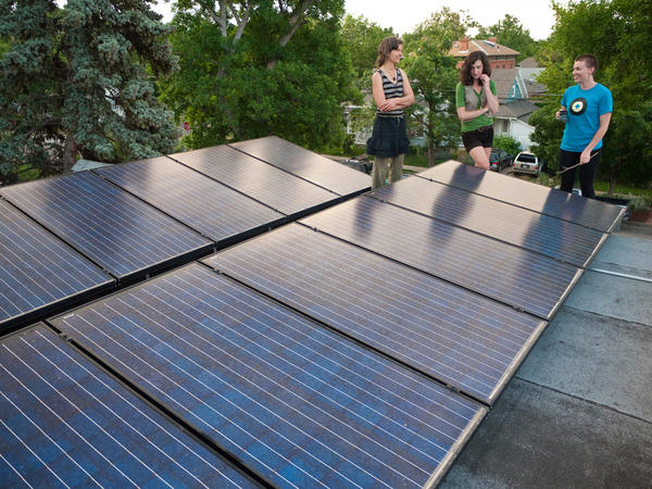 colorado solar panels 30,000 Coloradans Petition Xcel Energy Over Solar Issues