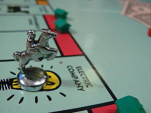 electric monopoly 3 Signs Your Utility Company Is Robbing You