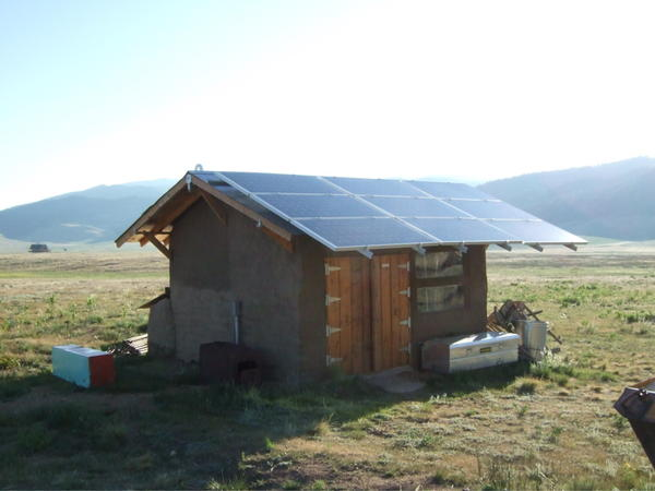 solar panels and battery hut l 30,000 Coloradans Petition Xcel Energy Over Solar Issues