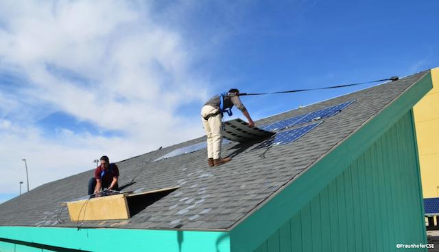 Plug-n-Play home solar power