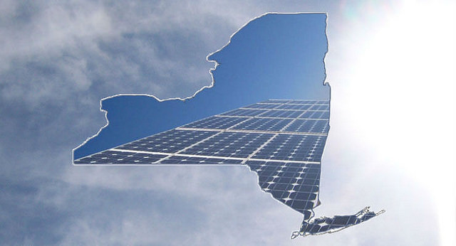 New York solar