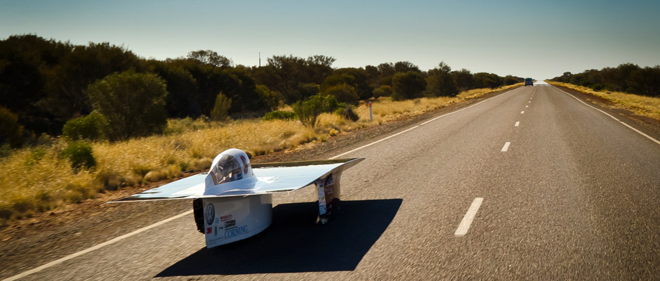 stanford solar car race