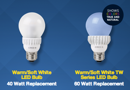 Bulbs Cree LED Bulb