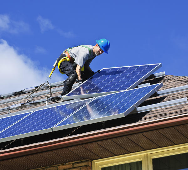 solar power for homes