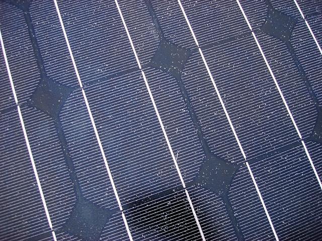 solar panel solar cell