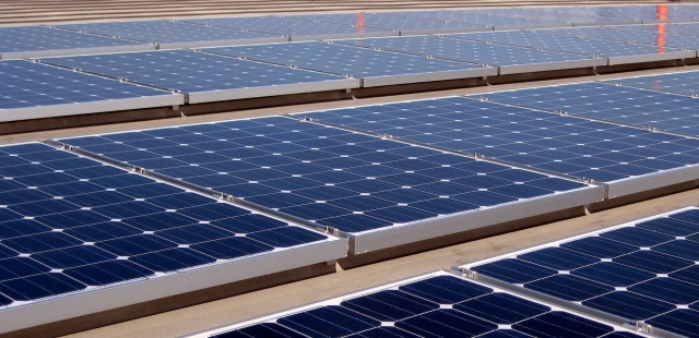 Georgia solar energy