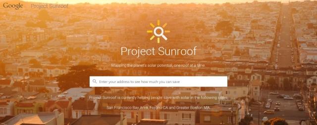 google-project-sunroof